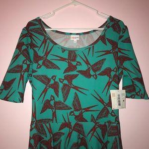 LuLaRoe Nicole dress NWT
